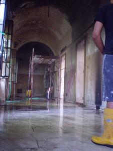 Manicomio idro pulizia sale Mezcal
