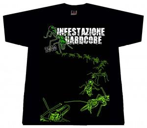 T-shirt Infestazione