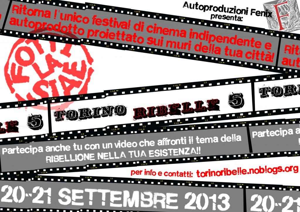 Torino Ribelle 2013 5 edizione