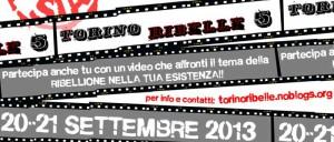 Torino Ribelle flyer