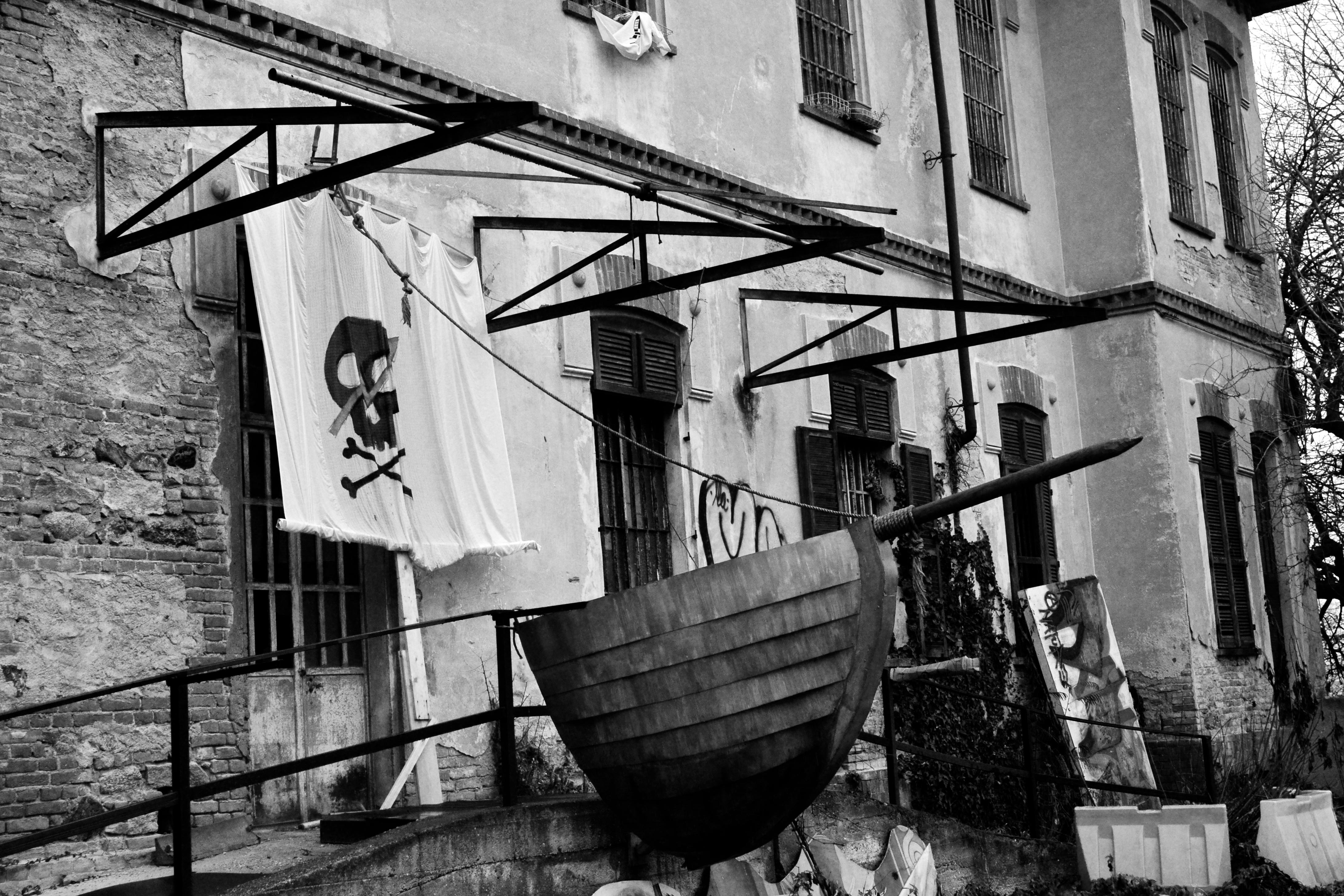 galeone pirata collegno