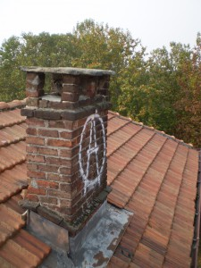 sistemazione tetto opg collegno