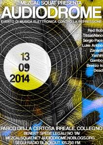 audiodrome 2014